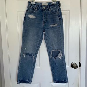 Pacsun Ripped Mom Jean